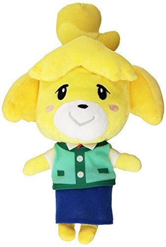 Peluche Little Buddy USA Animal Crossing New Leaf Isabelle