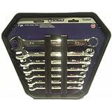 Kobalt 7 Piece 12 Point Combination Wrench Set #0338604 by Kobalt