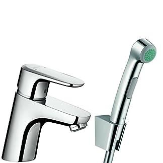 417t3rdnc9L. SS324  - Hansgrohe-Alcachofa para WC para baño Intime Bidette