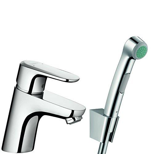 Hansgrohe-Handbrause WC für Intimreinigung Bidets, silber, 32126000