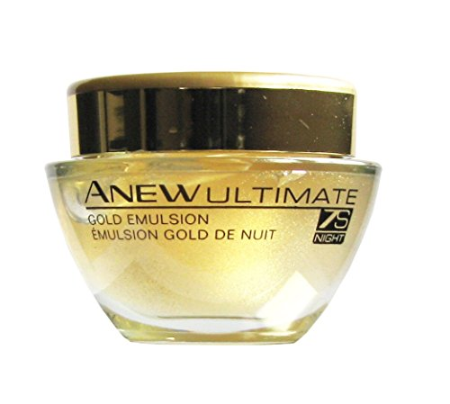 Avon Anew Ultimate 7S Nachte Gold Emulsion 50ml