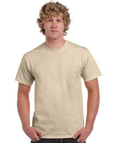 Gildan T-Shirt Heavy 5000 Sand