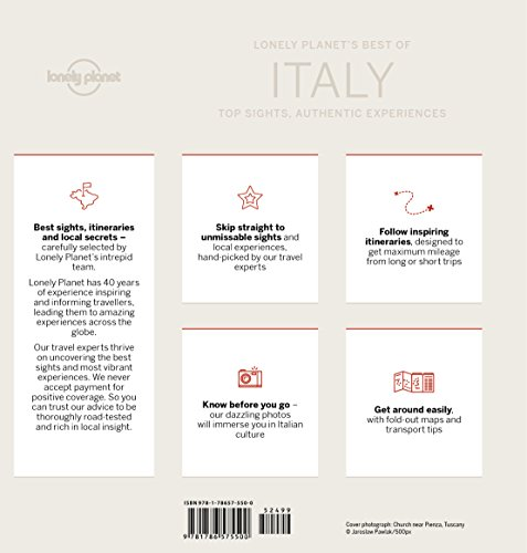 Lonely Planet Best of Italy (Travel Guide) (English Edition)