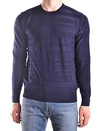 Armani Jeans Homme 3Y6MA36M0IZ0552 Bleu Viscose Maille