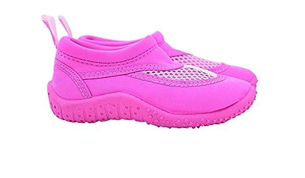pink 24//25 Playshoes Aquaschuhe Gr