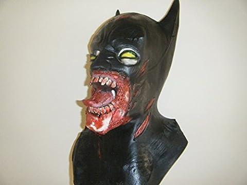 Batman Begins Masque Adulte - Batman Deluxe Halloween adulte Halloween Masque en