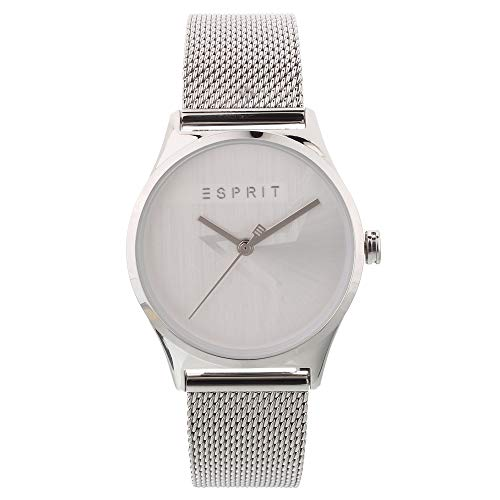 Esprit Set aus Uhr und Armband, aus Edelstahl