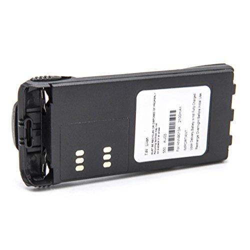 Image of vhbw NiMh Akku 2100mAh (7.2V) für Funkgerät Motorola GP1280, GP140, GP240, GP280, GP320, GP328, GP329, GP338 wie HNN9013, HNN9013B, HNN9013DR.