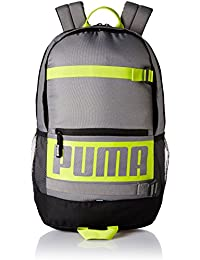 eb6f8e0d79 Amazon.in  Grey - Puma Backpacks   Accessories  Bags