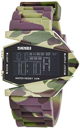 Skmei 0817BMGRB  Digital Watch For Unisex