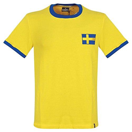 1970 Schweden Home Trikot - S