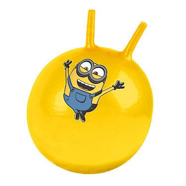 Minions - Space Hooper - Ballon Sauteur 50 cm