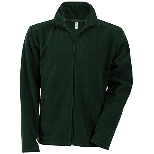 Kariban Falco Full Zip Fleece forêt vert