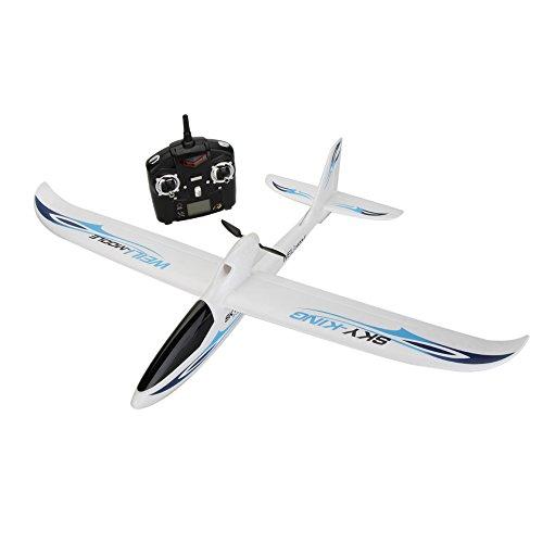*GoolRC GoolRC Wltoys F959 SKY King 2,4 G 3CH Radio Control RC Flugzeug RTF grün rot*