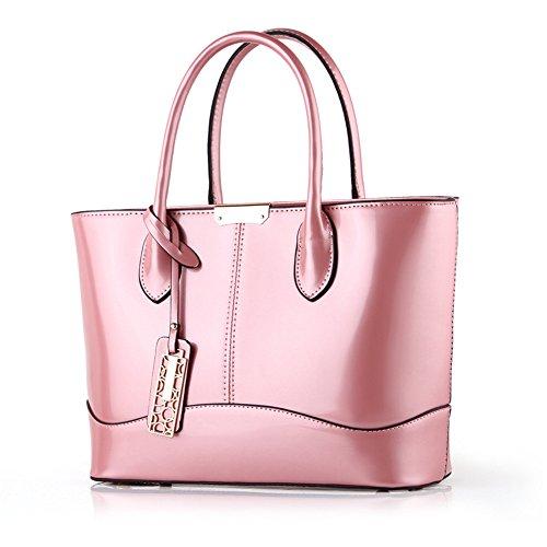 JOTHIN, Borsa a mano donna Multicolore 31 cm (Länge) * 22cm (Höhe) * 11cm (Dicke) rosa