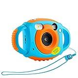 Kinderkamera Digitalkamera Kinder1080P für Kinder Wiederaufladbare Digitale Videokameras mit 1,77 Zoll Farbdisplay Kinder Kamera