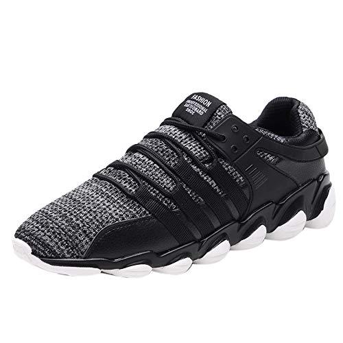 4b372c17773ea9 Malloom-Bekleidung Männer Schuhe Mode Mesh Atmungsaktiv Casual Schuhe  Komfortable Erwachsene Schuhe Sneaker