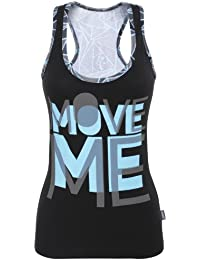 Zumba Damen Move Me Racerback Top