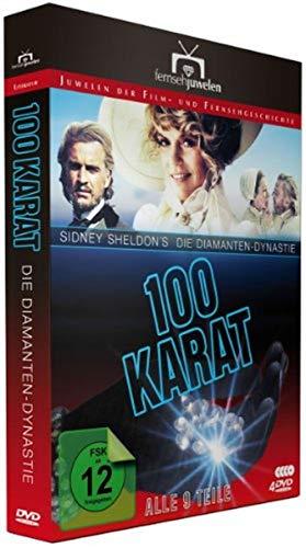 100 Karat - Die Diamanten-Dynastie (Fernsehjuwelen) [4 DVDs] - Dynasty Spas