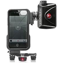 Manfrotto MKPLKLYP0 - Soporte para móviles, negro