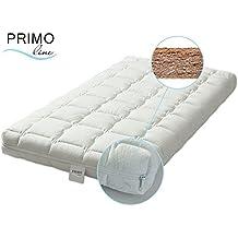 Látex Colchón Baby coco Primo Line - Tecnología Dunlop - 70 x 140 x 12 cm