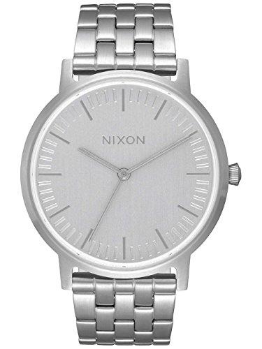 Nixon Mixte Analogique Quartz Montre avec Bracelet en Acier Inoxydable A1198-1920-00