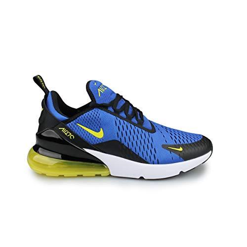 Outlet de sneakers Nike Air Max 270 Amazon hombre amarillas