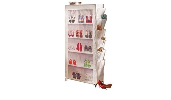 Kasandria schuhregal shoes weiß schuhschrank mit aufdruck