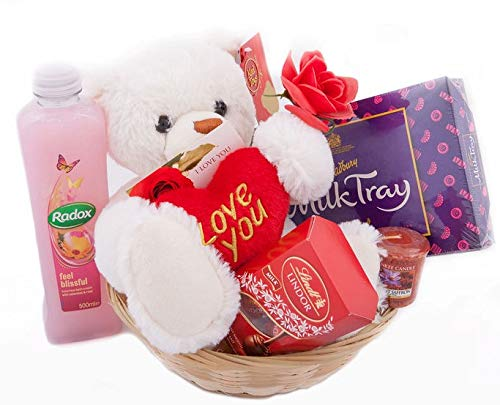 Mothers Day Gift Basket Hamper. The Perfect Gift to say