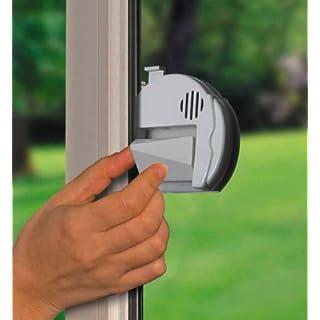 Summer Infant Safe & Secure Sliding Door Lock with Alarm