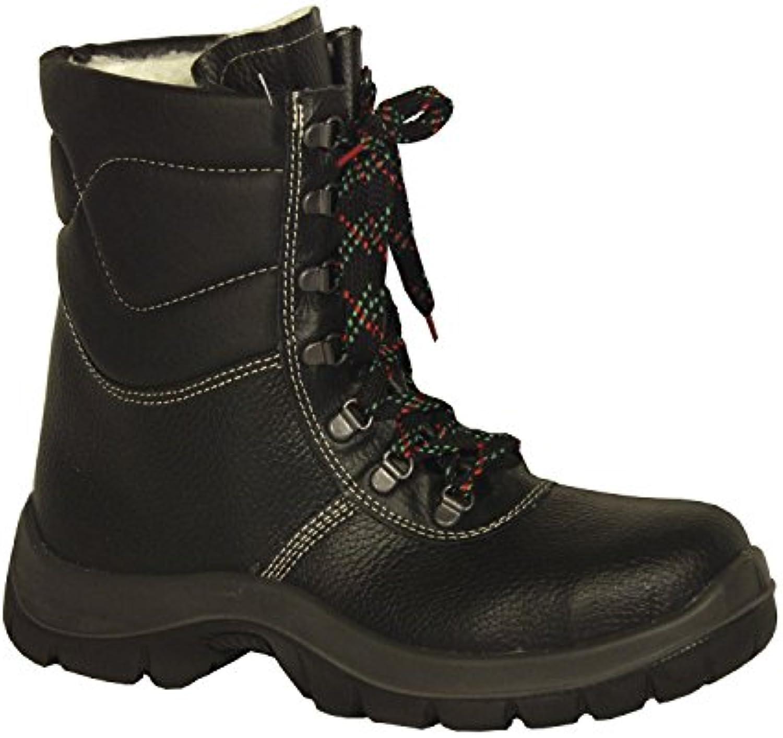 Blautex 33451  Herren Sicherheits StiefelBlautex Herren Sicherheits Stiefel Schwarz Billig und erschwinglich Im Verkauf