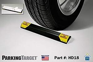 fabrica de pallets: Aparcamiento objetivo HD18: Heavy Duty parkingtarget