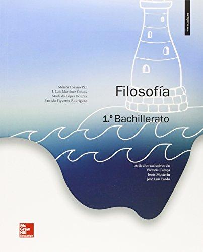 Filosofía bachillerato 1 - edición 2015