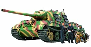 Tamiya - 35307 - Maquette - Jagdtiger Otto Carius - Echelle 1:35