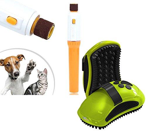 Produkt: Set von FURminator Striegel für Hunde und Nail Grinder
