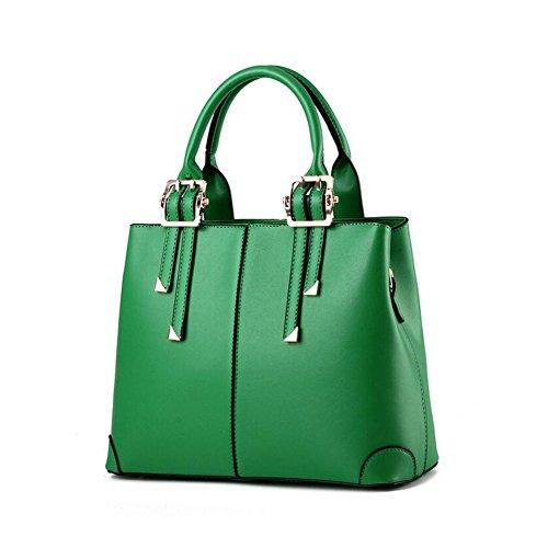 Borsa A Tracolla Donna Elegante Di Beatayang Verde