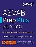 ASVAB Prep Plus 2020-2021: 6 Practice Tests + Strategies + Online + Flashcards + Video (Kaplan Test Prep) (English Edition)
