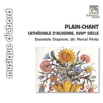 Plain-Chant Cathedrale d'Auxerre
