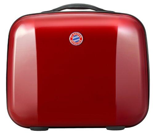 Titan FC Bayern Flugumhänger, Rot 09, 40x36x20cm, 18 Liter, 947701 rot