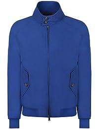 Men s Baracuta Made In England G9 Harrington Jacket - Royal Blue 4493c1f02b6