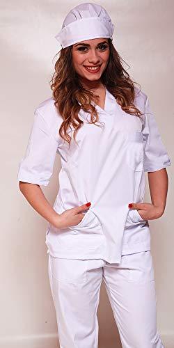 8701c33a898e1 EGLEMTEK Zoccoli Sanitari Professionali Certificati con Laccio ...