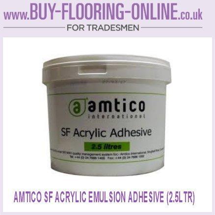 Amtico-SF-Acryl-Emulsion selbstklebend (2,5l) - Acryl-emulsion