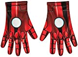 Rubie's Official Adult's Marvel Iron Man Gloves - One Size