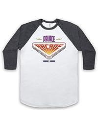 Suicide Musical Duo Band 3/4 Manches Retro T-Shirt de Base-ball