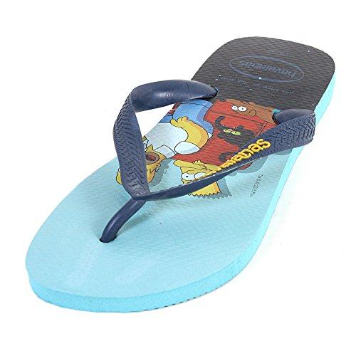 havaianas-simpsons-zehensandale-blue-43-44
