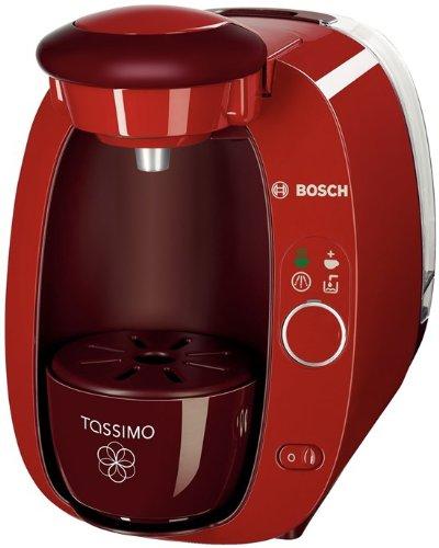 Bosch TAS2005 Macchina automatica per bevande varie colore: Rosso