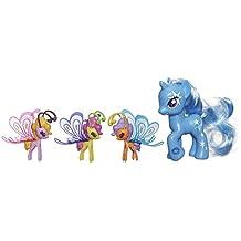My Little Pony Cutie Mark Magic Trixie Lulamoon & Friendship Flutters Figures