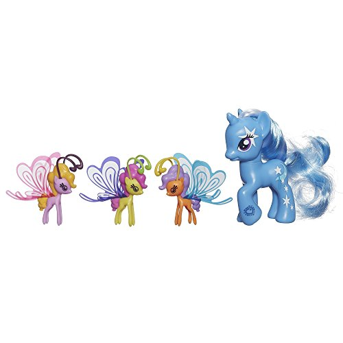 ie Mark Magic - Trixie Lulamoon & Friendship Flutters (Baby Fairy Wings)
