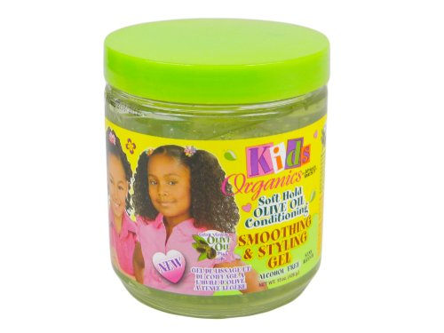 Kids Organics Smoothing & Styling Gel 426g