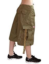 Wind Short UFO Olive – Ufo, color Taille, tamaño 42